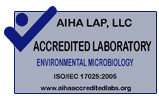 AIHA Lap accreditation