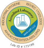 IHLAP Accredited Laboratory